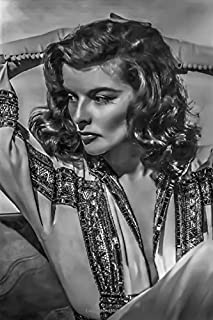 Katharine Hepburn Notebook, Journal, Diary - Classic Writing 120 Lined Pages #4: Famous People Person Legends Actors Actre...
