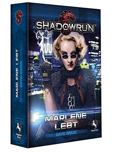 Pegasus Spiele Shadowrun: Marlene lebt