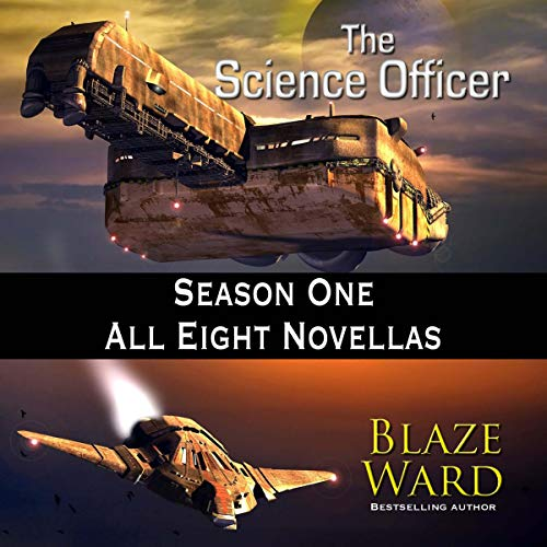 The Science Officer, Season One cover art