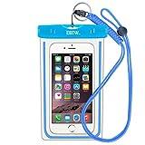 EOTW IPX8 Handytasche Wasserdicht Universal Tasche Kompatibel mit iPhone 8 Plus/6/5s, Huawei P20...