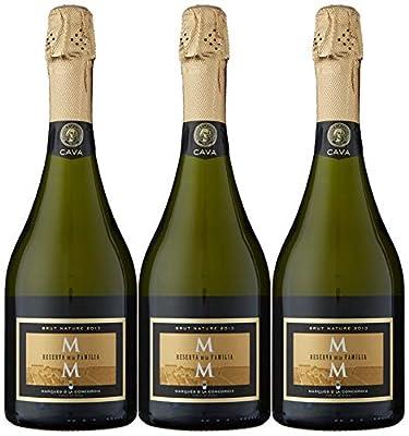 Marques de la Concordia Reserva De La Familia Brut Millesime Wine, 75 cl