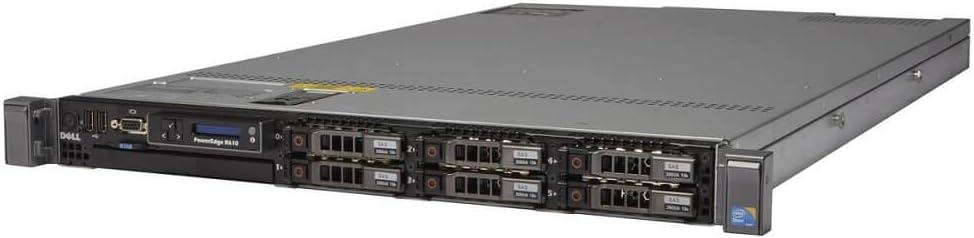 El Paso Mall Dell New sales PowerEdge R610 6 x 2.5 Hot E5506 2.13Ghz Plug Quad Core 2X