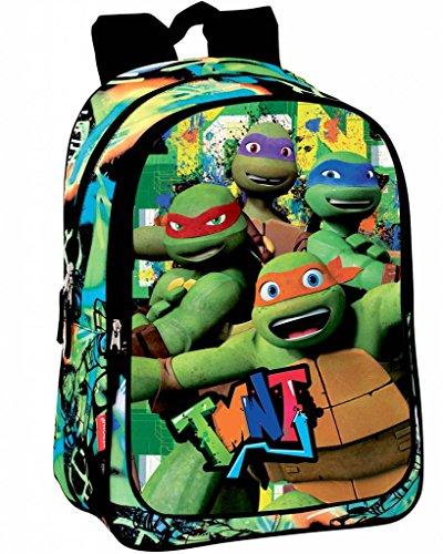 Montichelvo Montichelvo Backpack A.O. Trt Border Cartella, 43 cm, Multicolore (Multicolour)