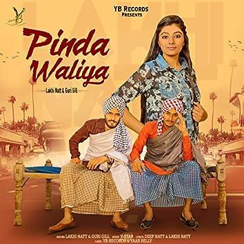 Pinda Waliya (feat. Guri Gill)