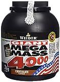 WEIDER Mega Mass 4000 Chocolat 3 kg