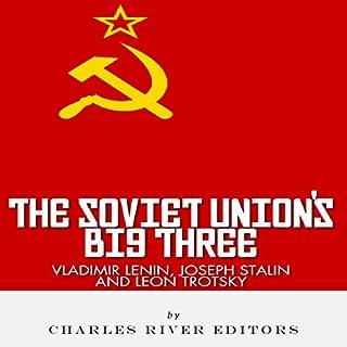 Vladimir Lenin, Joseph Stalin & Leon Trotsky cover art