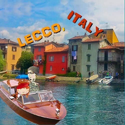 Price comparison product image Lecco,  Italy (Margot likes to travel)
