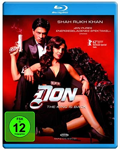 Don - The King Is Back (Special Edition) [Blu-ray]