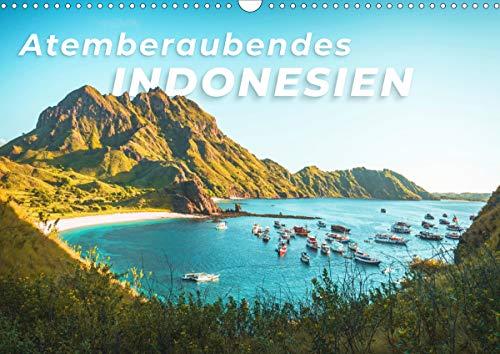 Atemberaubendes Indonesien (Wandkalender 2021 DIN A3 quer)