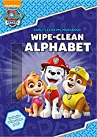 PAW Patrol: Wipe-Clean Alphabet