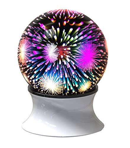 Ayaaa Altavoz Bluetooth creativo nuevo pequeño altavoz inalámbrico Bluetooth con iluminación
