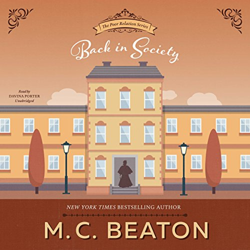 Back in Society: A Regency Romance audiobook cover art