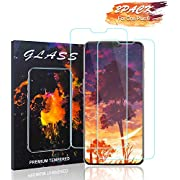 Haorz HULScreen Protector [2 Pack] HD Tempered Glass Film Protection Case Friendly 3D-Touch Bubble-Free Anti Fingerprint Anti-Scratch Compatible withDGWS25A