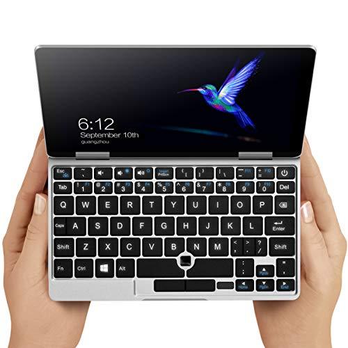 VOYO 2 en 1 mini ordenador portátil del negocio 7 ' ', cerradura de la huella digital inter CoreM3-8100y…