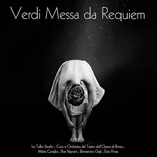 Maria Caniglia, ローマ国立歌劇場管弦楽団 & トゥリオ・セラフィン