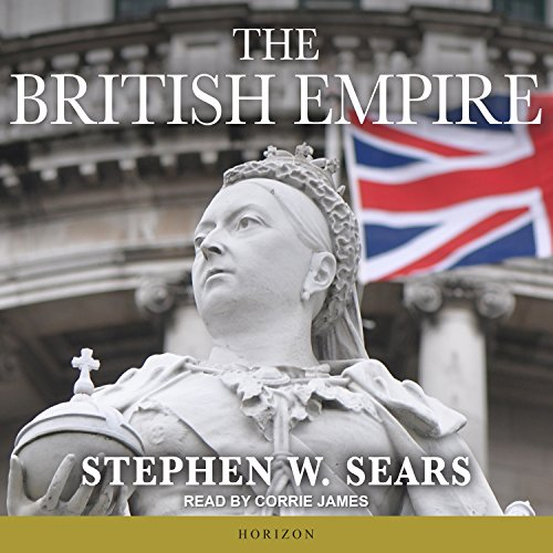 The British Empire  By  cover art