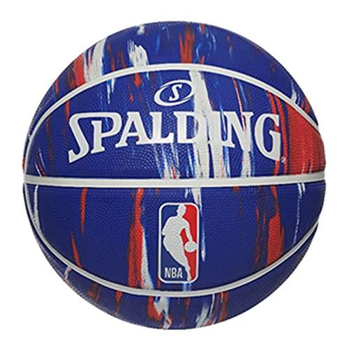 Uhlsport NBA Logoman Marble 84-096Z - Pelotas de Baloncesto, Multicolor