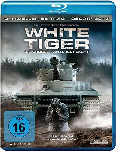 White Tiger [Blu-ray]