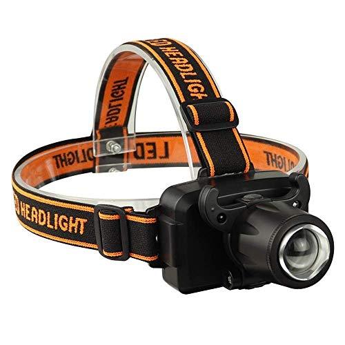 SHRAY Head Torch Rechargeable Headlamp Helmet Light Induction Head Lamp, Weatherproof Flashlight - Waterproof Safety Headlights for Running/walking/biking/fi