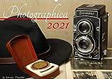 Photografica (Wandkalender 2021 DIN A2 quer): Kameras des 20. Jahrhunderts in Szene gesetzt (Monatskalender, 14 Seiten )