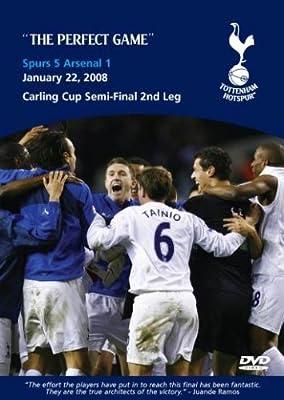 Tottenham Hotspur 5 Arsenal 1 (22/01/08) (Spurs) [DVD]