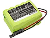 Battery Replacement for Euro-PRO Shark SV780N Part NO XB780N SV780_N SV760