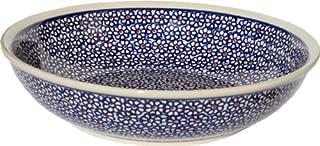 Polish Pottery Bowl Diameter: 9.8