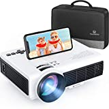 VANKYO Leisure 3W Mini Projector with Synchronize Smartphone...