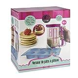 lily cook kp5115flacon doseur pour pâte - coloris aletoire (en plastique, verres ou millimètres)
