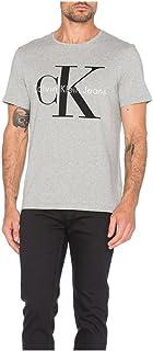 (カルバンクライン)REISSUE LOGO TEE Gray リイシュー Tシャツ グレー S 16217