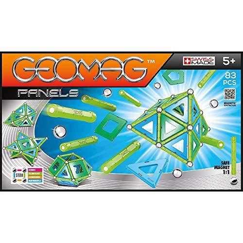 Geomag 462 Panels Konstruktionsspielzeug, 83-teilig, Stück