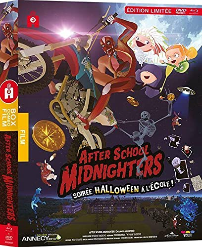 After School Midnighters [Combo Blu-Ray + DVD-Édition Limitée]