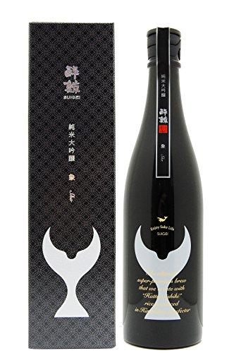 酔鯨(すいげい)純米大吟醸象Sho720ml