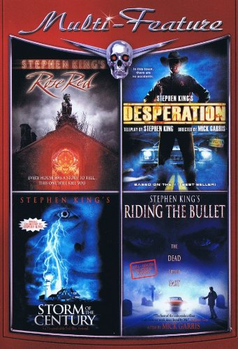 Stephen King's - Rose Red, Desperation, Storm Of The Century, Riding The Bullet