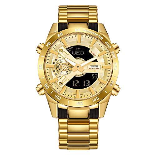 Smartwatches,Multifunktionale Doppelte Bewegung Handlampe Led Elektronische Uhr B