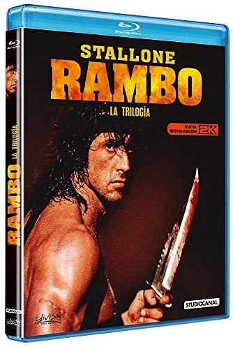 Rambo - La Trilogía [Blu-ray] a buen precio