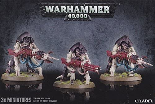 selección larga Warhammer 40,000 Tyranid Hive Guard   Tyrant Tyrant Tyrant Guard by Warhammer  comprar mejor