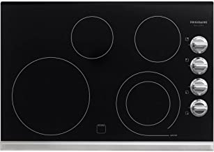 Best frigidaire 30 built in electric cooktop stainless steel Reviews