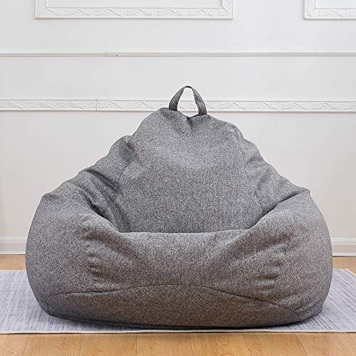 Souarts - Pouf Classico Milano, Sedile inclinabile di Design, Pouf reclinabile