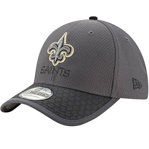 New Era 39Thirty Cap - NFL 2017 SIDELINE New Orleans Saints