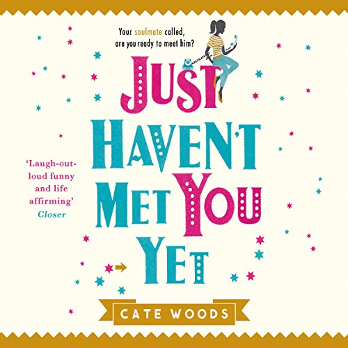 Just Haven't Met You Yet audiobook cover art