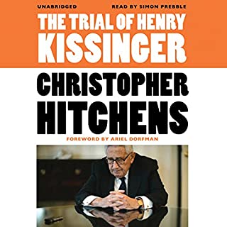 The Trial of Henry Kissinger cover art