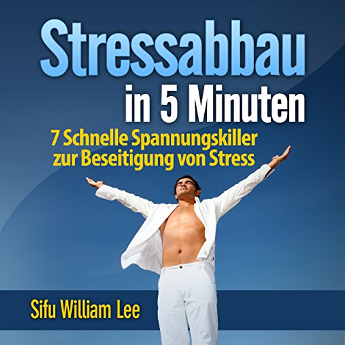 Stressabbau in 5 Minuten [Stress Relief in 5 Minutes] audiobook cover art