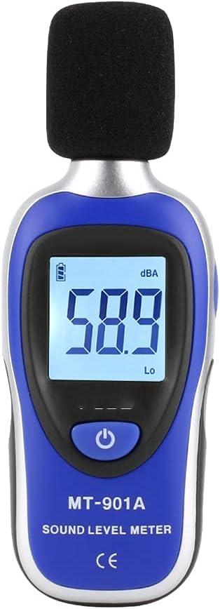 GYZX Sound Level Meters Digital Max 47% OFF Nashville-Davidson Mall Meter Audio Noise Le