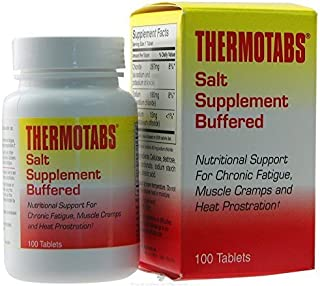 Numark Labs - Thermotabs - 100 Tablets by Thermotabs