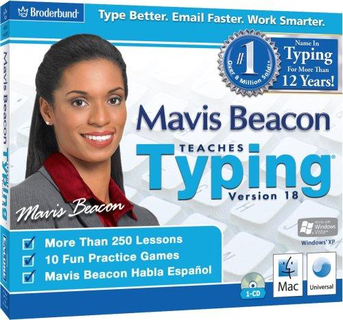 Mavis Beacon يعلم الكتابة 18
