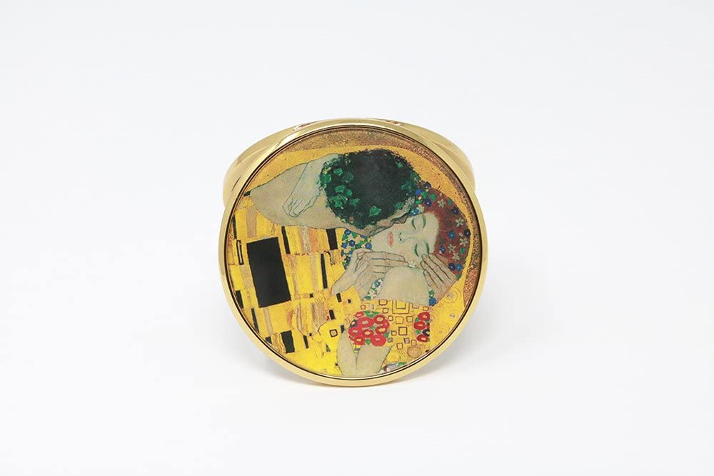 Klimt - Pocket Mirror the 1908 Kiss Special price for a limited time Ranking TOP11
