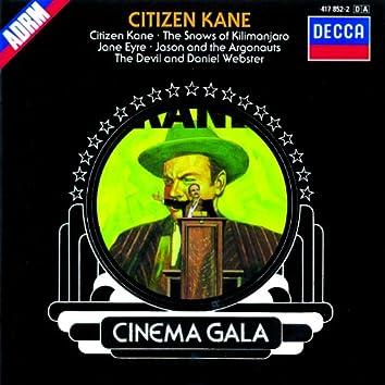 Citizen Kane - Film Music By Bernard Herrmann