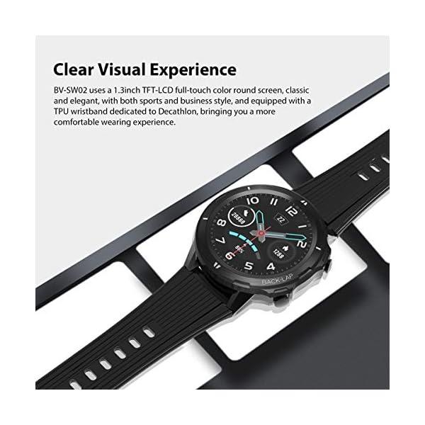 Blackview Smartwatch,Reloj Inteligentes Deportivo Fitness Tracker Hombre Mujer,Impermeable 5ATM Pulsera de Actividad… 7