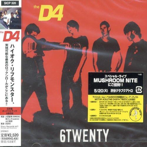6 Twenty + 4 by The D4 (2003-04-01)